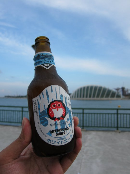 Hitachino's Nest White Ale - A Good Japanese Craft Beer