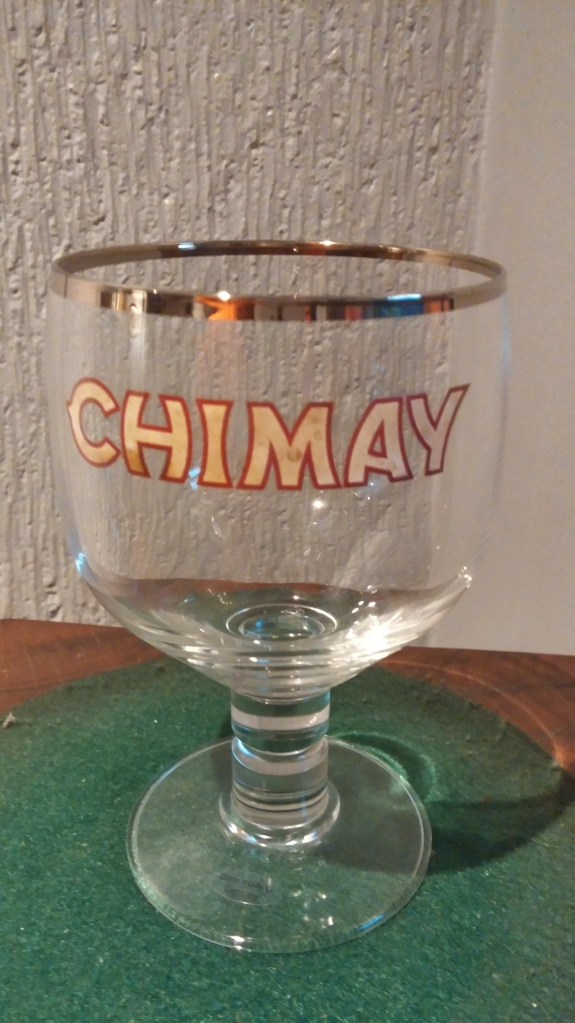 Chimay Goblet Glass