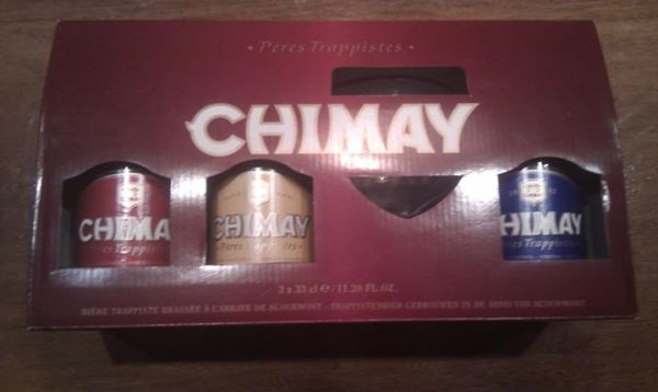 The Chimay Pack