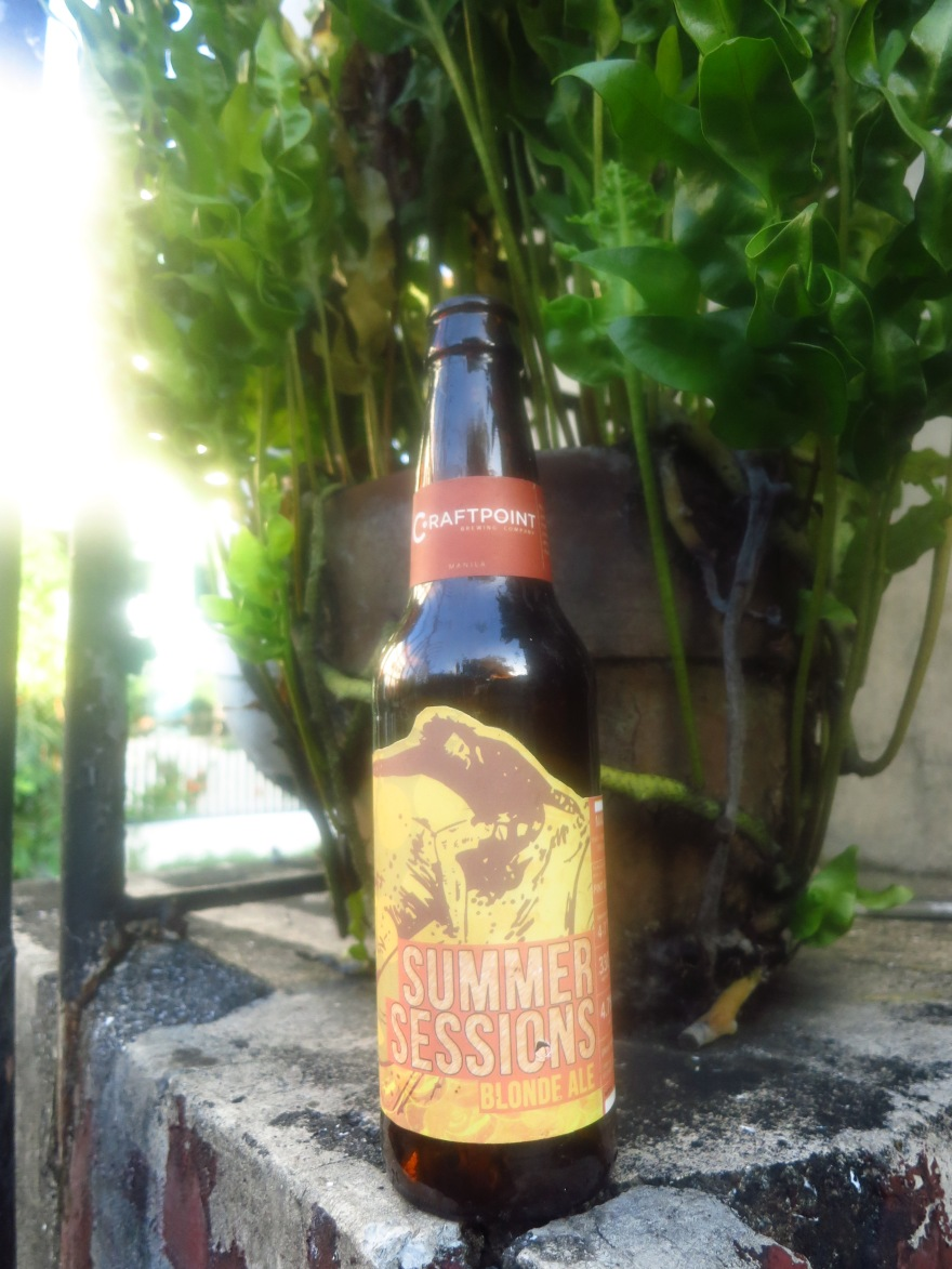 Summer Sessions Blonde Ale