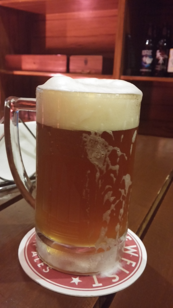 Fat Pauly's Lumad Strong Lager
