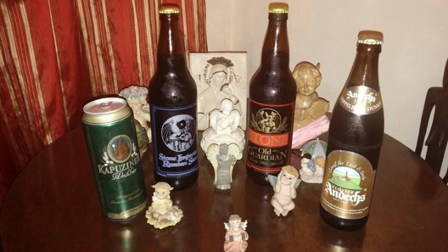 A Selection of International Beers and Craft Beers